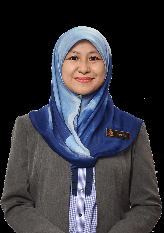 Cik Sharina Bt Abdullah