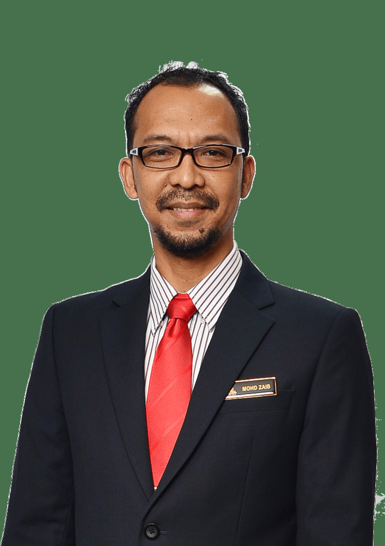 Encik Mohd Zaib Bin Mat Yunus